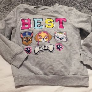 Paw Patrol Pullover Sweater